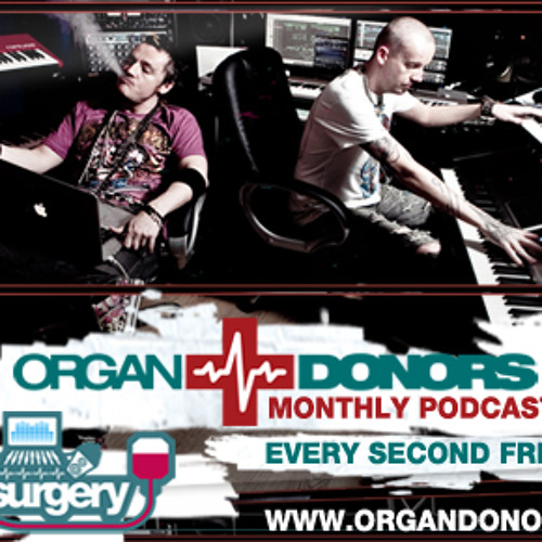 Organ Donors Audio Surgery Radio #44