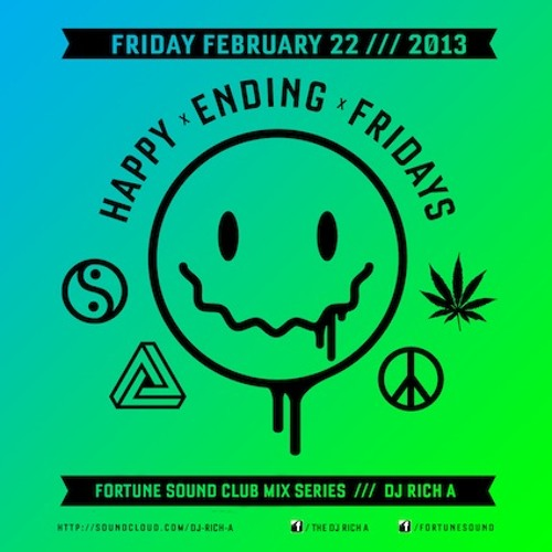 Rich-A Happy Ending Fridays Exclusive Mix