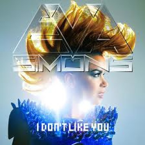 Eva Simons - I Dont Like You ( Tovicii )
