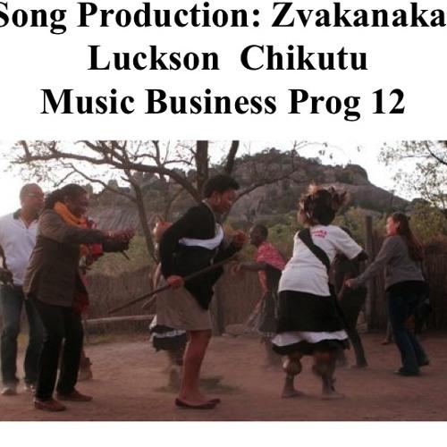 Song produktion: Zvakanaka av Luckson Chikutu MBP612