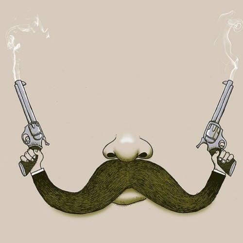Stay Puft - Guns & Mustaches Free Download!!!