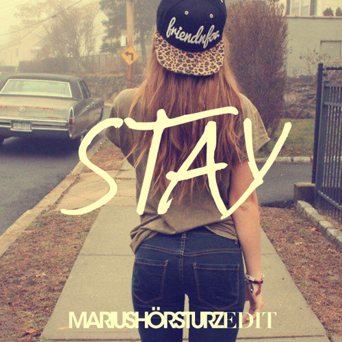 Rihanna - Stay (Marius Hörsturz Edit)