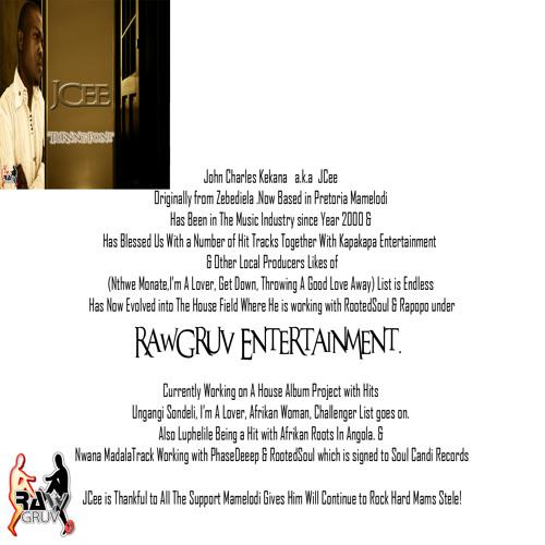 JCee - Afrikan Woman ft, Rapopo (Sample)