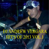 DJ Andrew Vergara - Hits of 2013 Vol.1