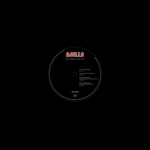 RETRO010 - B2 - AJELLO - Kalimba Tune (Chris Massey remix)