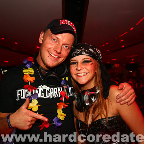 Amada vs. X-treme @ Hard 2 Da Core - In Carnival 09-02-2013