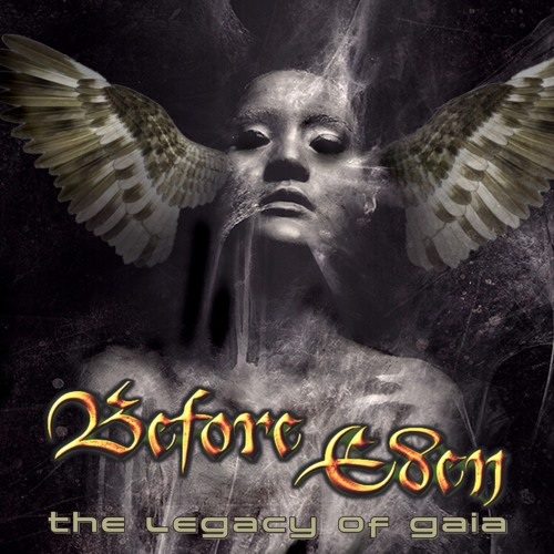 Before Eden - (The Legacy Of Gaia) 01 - Nomad Soul