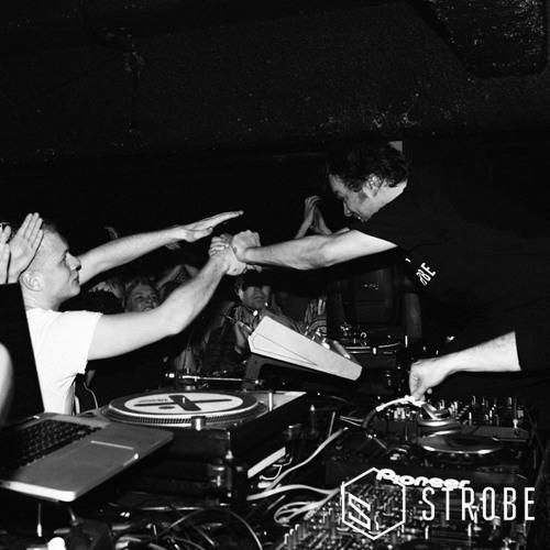 Strobe FM Podcast 001 - Ritzi Lee @ Strobe, Perron Rotterdam 19_01_2013