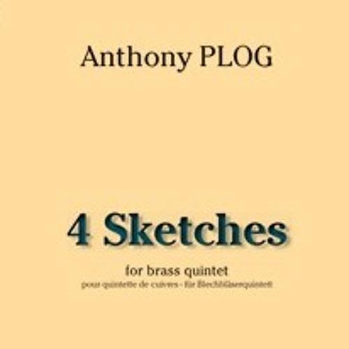 4 sketches - Anthony Plog
