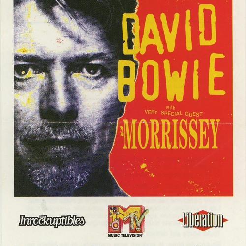 "[11 Février 1996] - DAVID BOWIE ""Scary Monsters"" // Live @ Halle Tony Garnier (Lyon)"