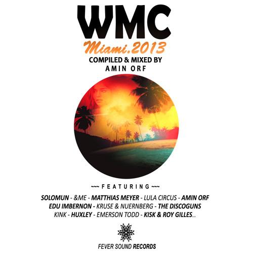 Amin Orf - Glowboyance (Original Mix) (LQ) WMC 2013 Fever Sound Records