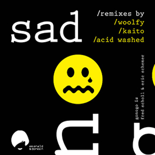 go nogo - Sad (Acid Washed Remix) 128bit MP3 - released