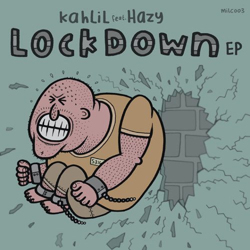 Kahlil - Lockdown (Gutz Remix) [Out Now!]
