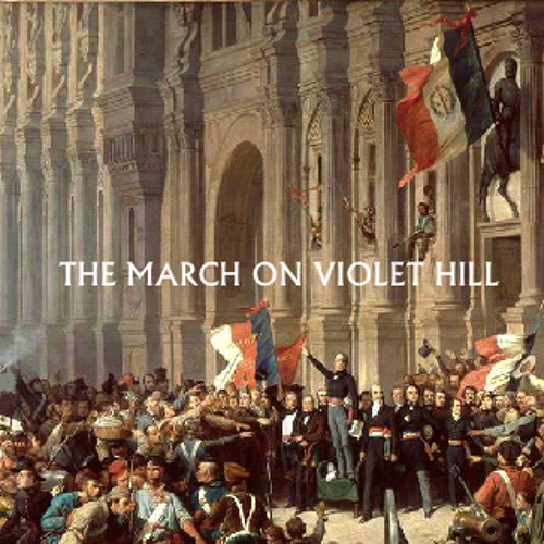 The March on Violet Hill