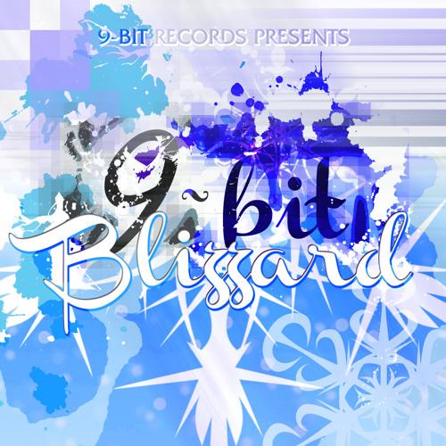 9-bit Blizzard - Snowflake Glitch
