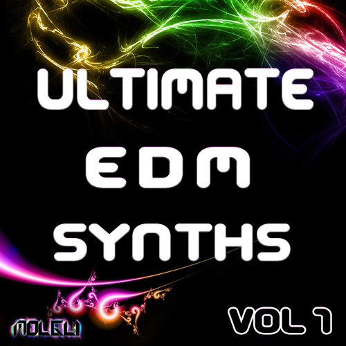 Ultimate EDM Synth Vol 1 - Sylenth Soundset     OUT NOW! £15