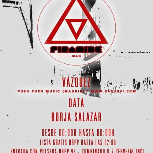 Vazquez @ Piramide Club Promo Set