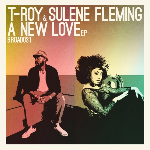 T.Roy ft. Sulene Fleming - A new love D'Steph remix snippet
