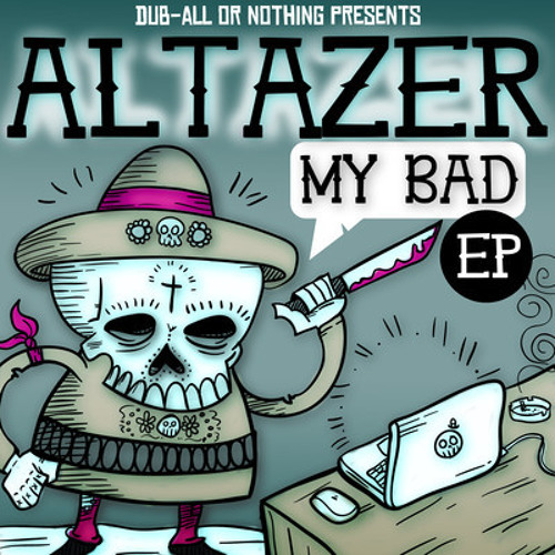 Altazer - Funky Tools (.357 Magnum Remix) - OUT NOW ON DUB-ALL OR NOTHING REC