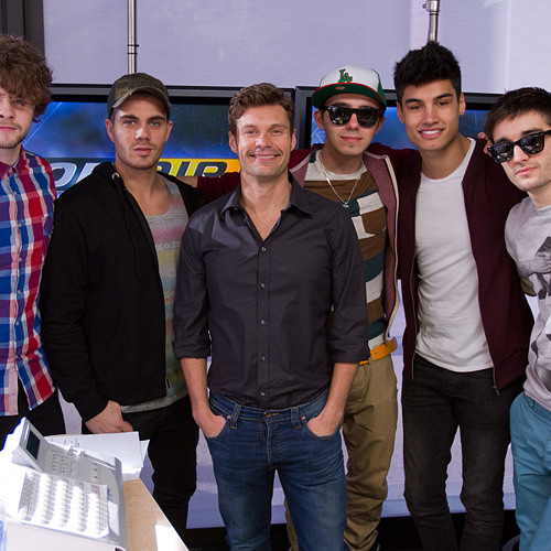 """The Wanted Reveal Their Valentine's Plans & Perform """"Glad You Came"""" Live In Studio"""
