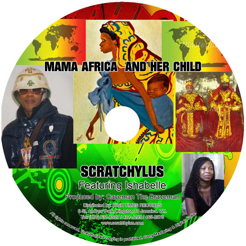 01    MAMA AFRICA AND HER CHILD