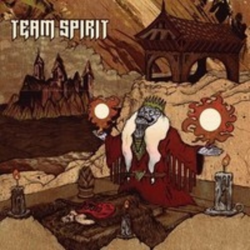 Team Spirit - Phenomenon