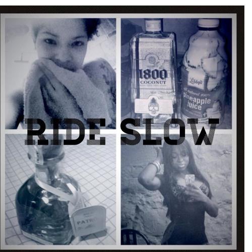 @TiNABUGATTi FT. MS.POPPIN #RIDESLOW ! #SEXYISH THEREAL