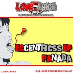 Eccentricss - Panada (Original Mix) Eccentricss EP Preview