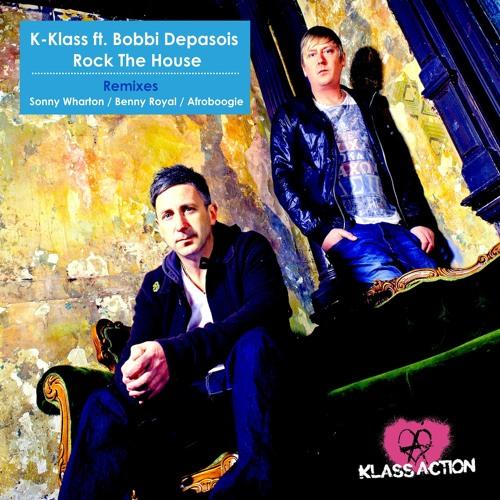 K-Klass feat. Bobbi Depasois - Rock The House (Original MIx / SC Edit)