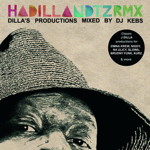 DJ KEBS - HaDILLA TRIBUTE MIXTAPE