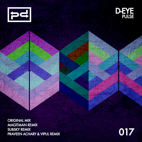 [PSDI 017] D-Eye - Pulse (Praveen Achary & Vipul Remix) - [Perspectives Digital]