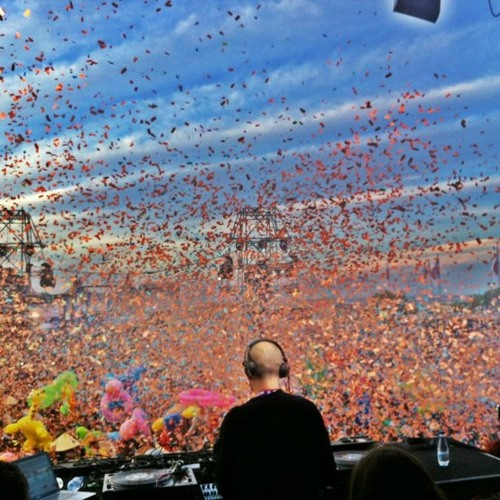 Paco Osuna @ Monegros Festival 2012