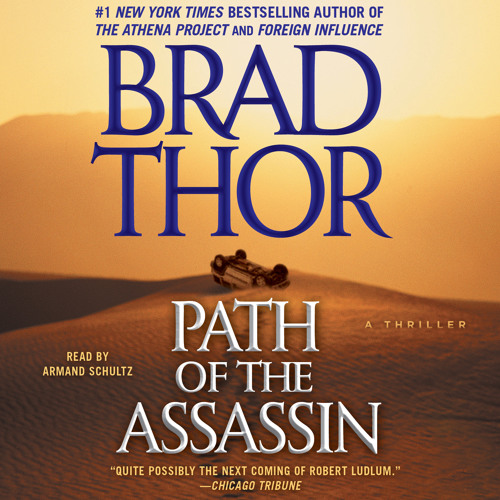 THE PATH OF THE ASSASSIN Audiobook Excerpt