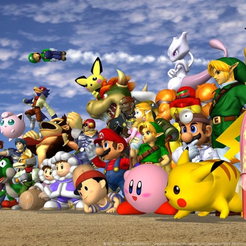 Super Smash Bros Melee – Multi-Man Melee 2