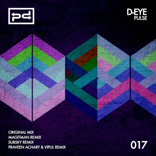 D-Eye - Pulse (Praveen Achary & Vipul Remix) [Perspectives Digital]