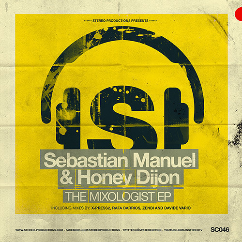 Sebastian Manuel,Honey Dijon - The mixologist (Rafa Barrios remix)