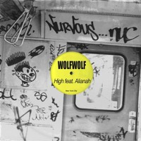 Listen to a new hiphop song High (Vanilla Remix) - Wolfwolf (ft. Alianah)