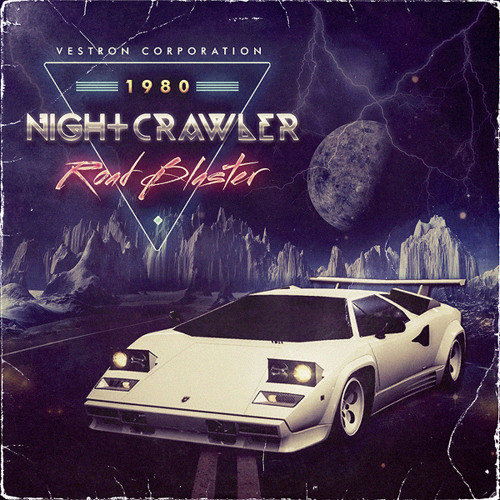 Nightcrawler - Road Blaster (Protector 101 Remix)