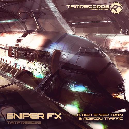 TAMFREE038a Sniper FX-High-speed Train cut