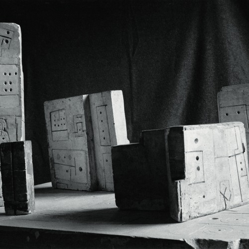 03 Maquette for a Monument to the Unknown Political Prisoner