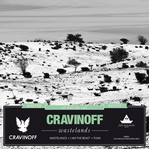 Cravinoff - Wastelands EP Teaser - Out February 22 on Fake Moustache Records