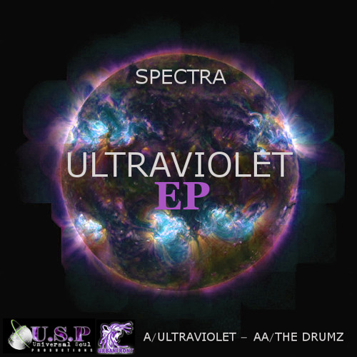 Spectra_dnb - The drumz  (OUT NOW)