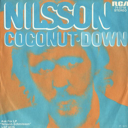 Harry Nilsson - Coconut ( the lime gets the beat Piratech remix)