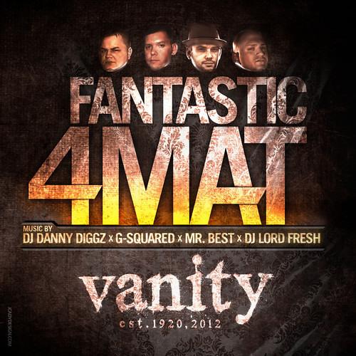 Fantastic 4Mat Cd (G-Squared Hip Hop Mix)