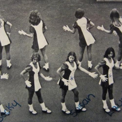 Stupid humans dancing.
