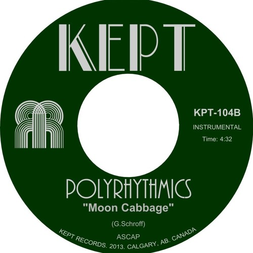 Polyrhythmics - KPT 104B - Moon Cabbage