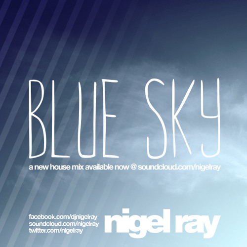 Nigel Ray - Blue Sky