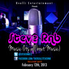 STEVE RNB - MUSIC ( ITS ALL ABOUT MUSIC)