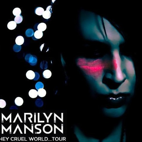 Marilyn Manson - The Beautiful People (Live, 2013)
