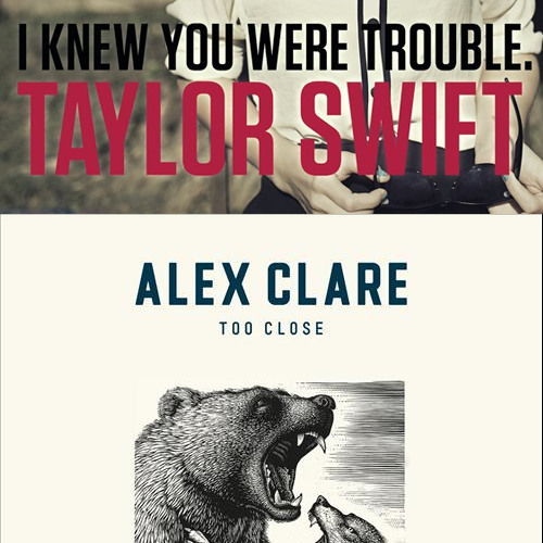 Too Close/Trouble - Alex Clare Taylor Swift (Mashup Cover)